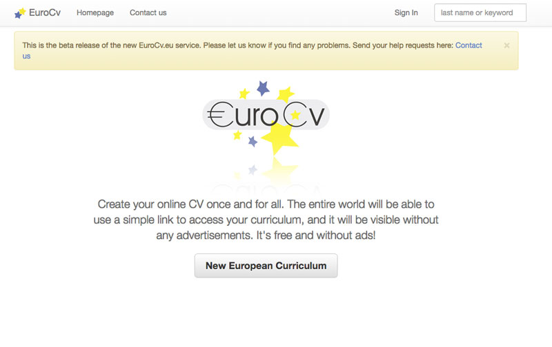 Curriculum Vitae Europeo Come Renderlo Efficace Small Business Italia