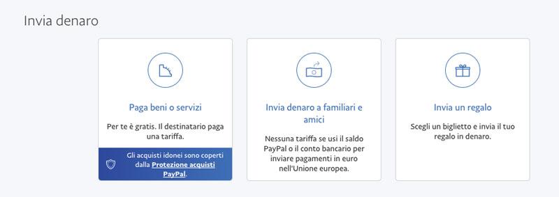 Paypal come funziona prepagata