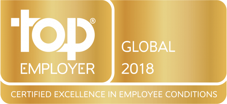 top employers 2018