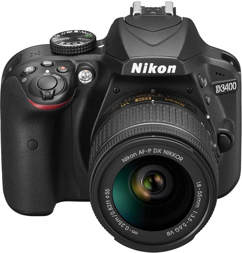 Nikon d3400 Recensione