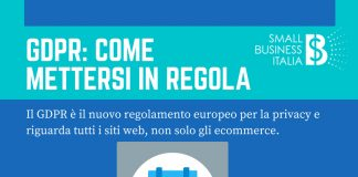 2630609db3d4 Guida GDPR - Small Business Italia