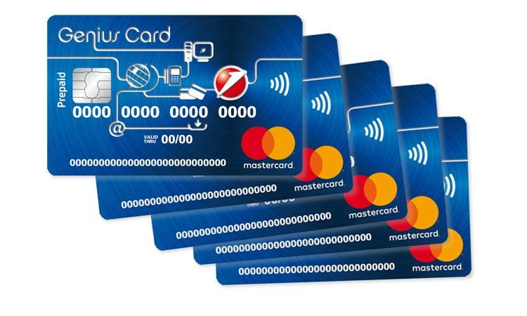 carta di credito prepagata genius card