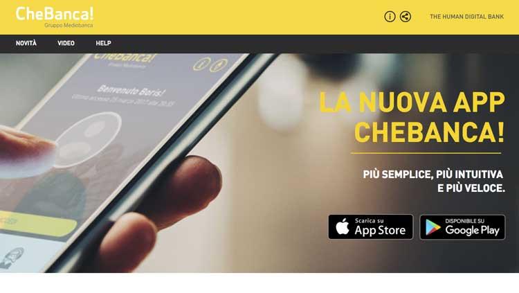 chebanca app