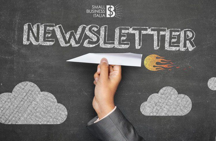 newsletter small business italia