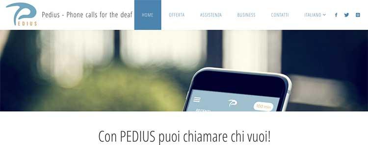 Pedius