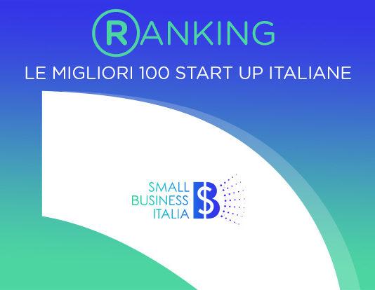 Classifica Migliori 100 Start-up Italiane