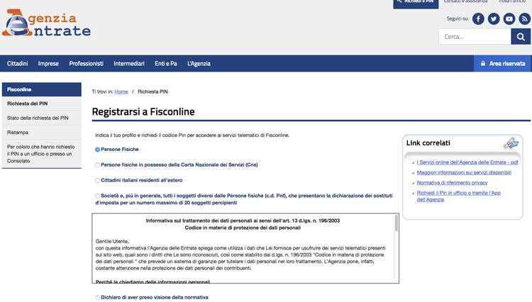 fisconline