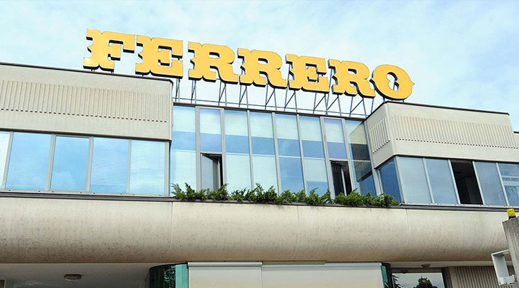Ferrero lavora con noi