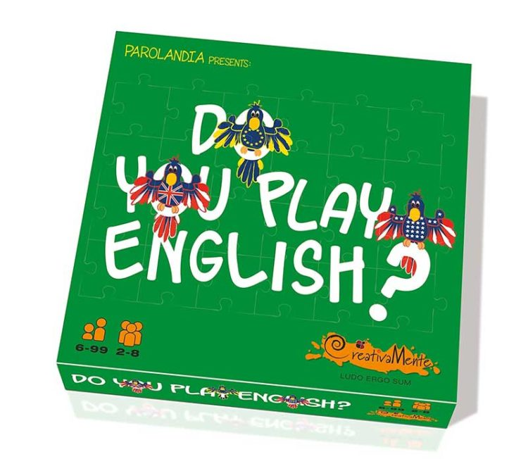 Imparare l'inglese con i giochi